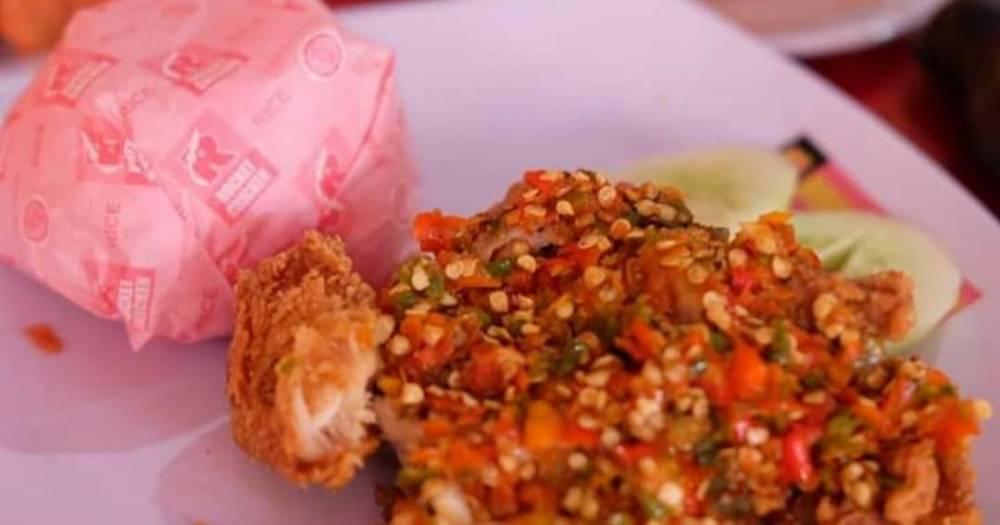 Rocket Chicken Indonesia Website Official Lezat Dan Hemat